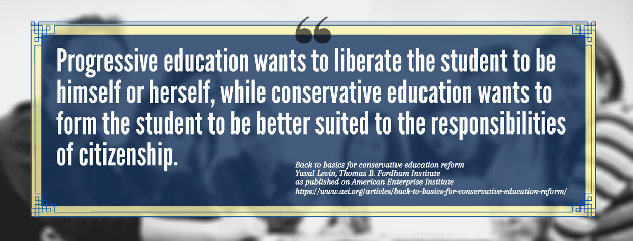 Conservative Colleges fact 1