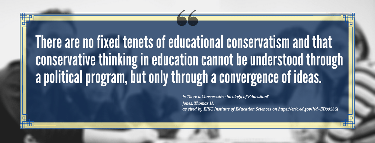 Conservative Colleges fact 4