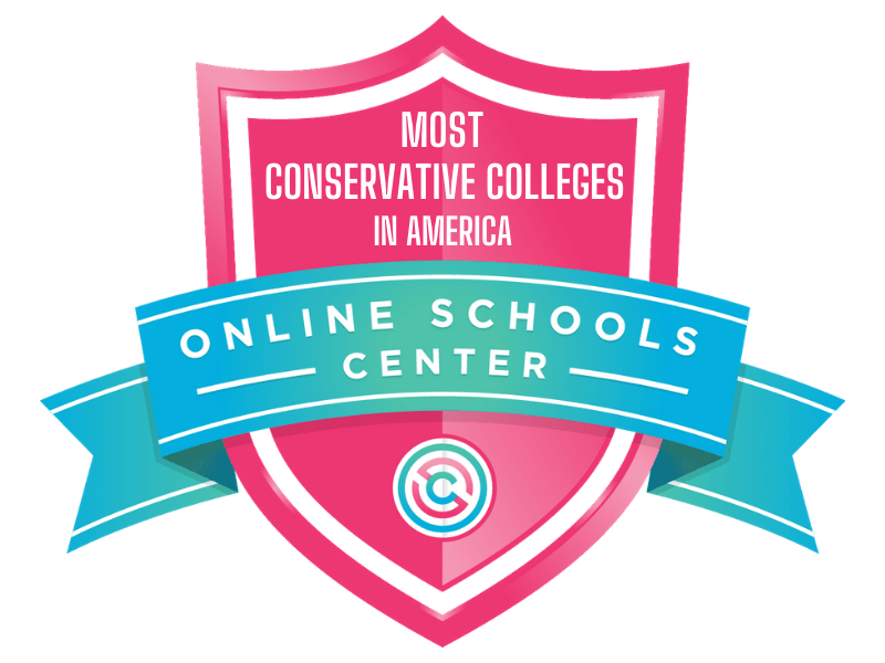 most conservative colleges