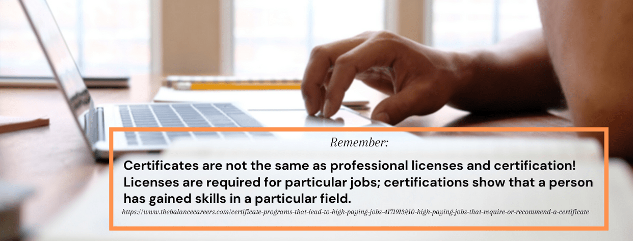 6-Month Online Certs fact 5