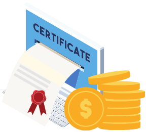 Certificate That Pays Well - Divider